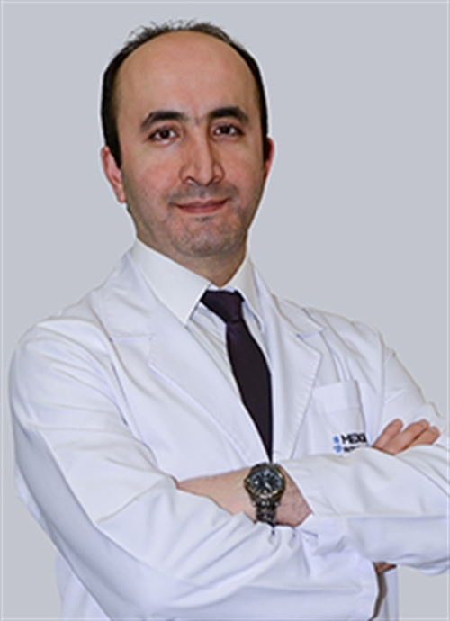 Doç. Dr. Burak Uz