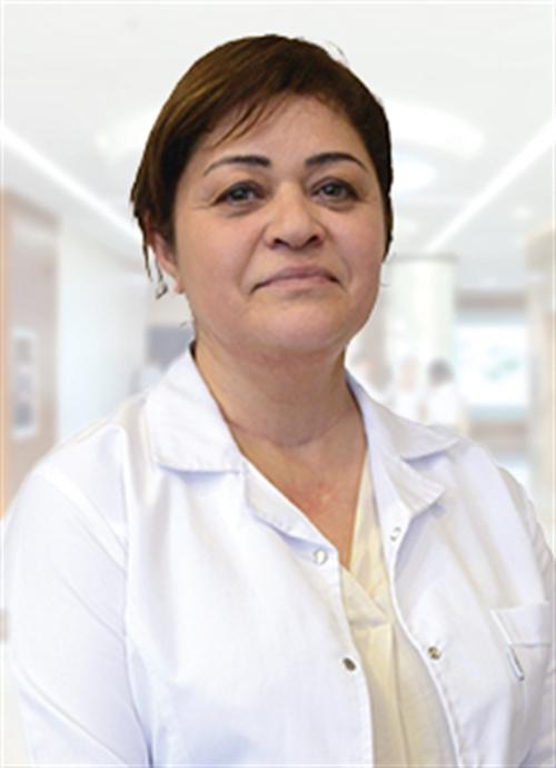 Uzm. Dr. Mine  Şencan Eren