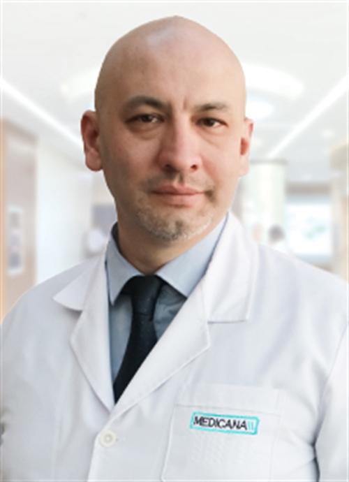 Uzm. Dr. Baki Tarakçı