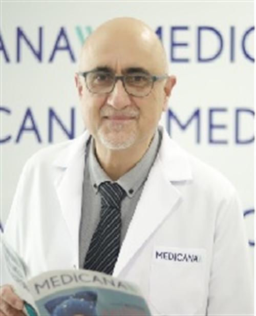 Prof. Dr. Ahmet Suat Topaktaş