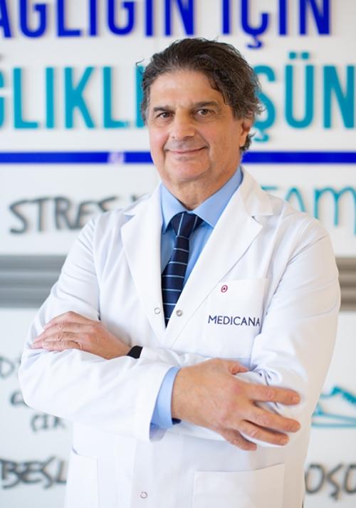Dr. Öğr. Üyesi M. Tahsin Özbek