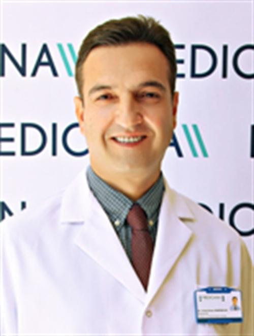 Dr. Öğr. Üyesi İsmail Şener Demiroluk