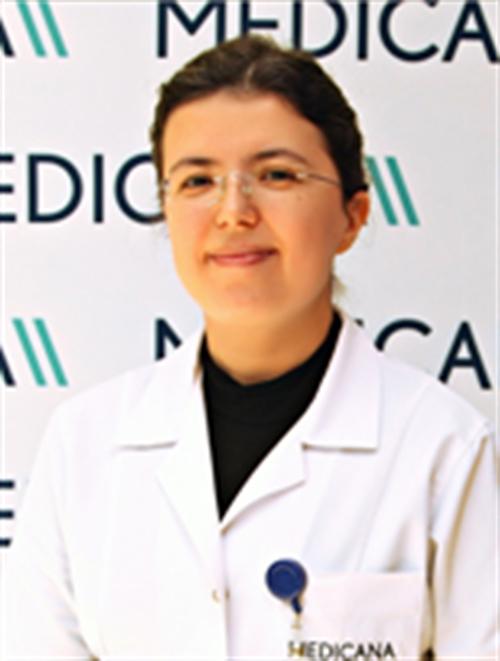 Uzm. Dr. İlknur Mumyapan