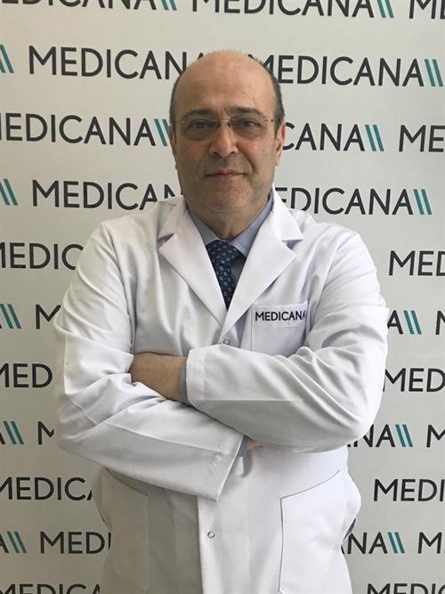 Uzm. Dr. Behram Danış