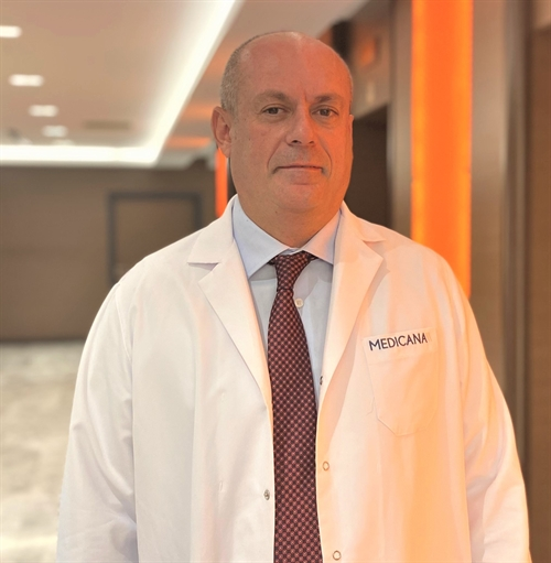 Doç. Dr. Volkan Ülker