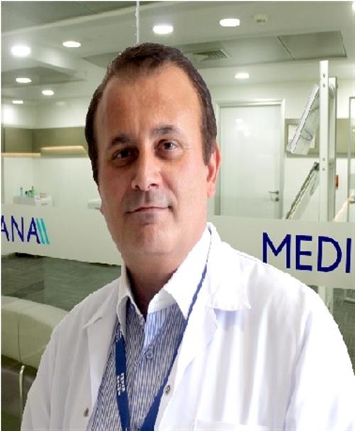 Uzm. Dr. Yaşar Alpaslan